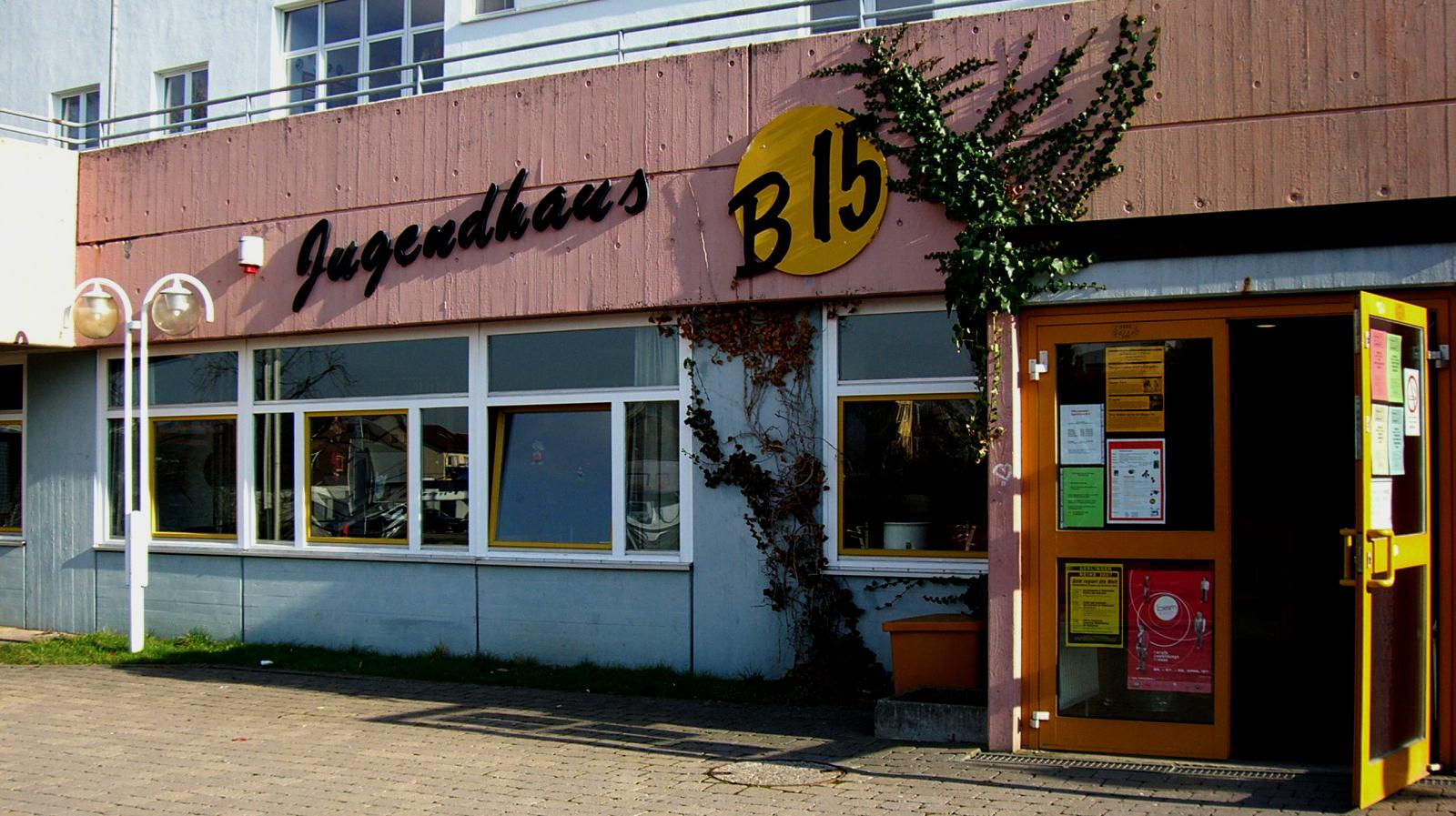 Jugendhaus B15 Gerlingen