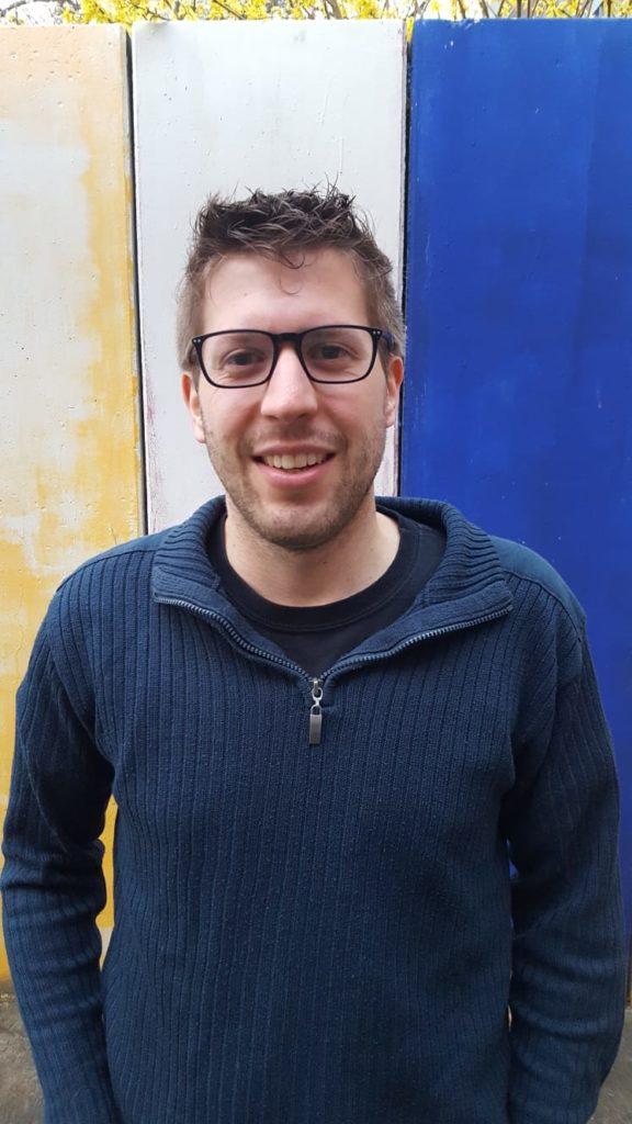 1. Vorstand Johannes Lux